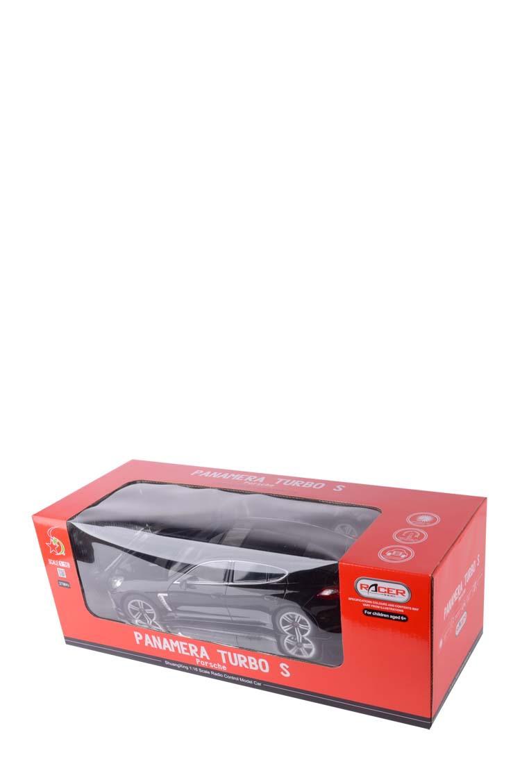 PORSCHE | Машина porsche panamera на р/у чёрная 1:16 1020b PORSCHE | Clouty