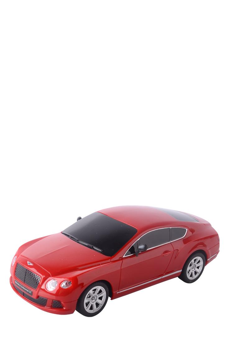 Bentley | Машина bentley continental gt на р/у красная 1:24 1007r Bentley | Clouty