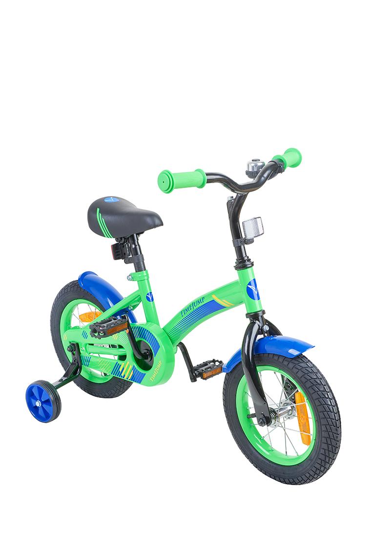 TimeJump   Велосипед 2-х колесный timejump tj12gr20 TimeJump   Clouty