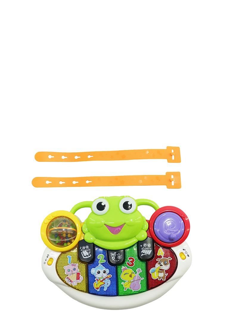 Kari baby | Детская музыкальная игрушка лягушонок bt806710 Kari baby | Clouty