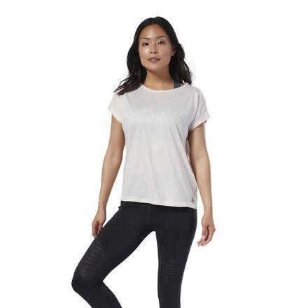 REEBOK | Спортивная футболка Yoga Reebok | Clouty