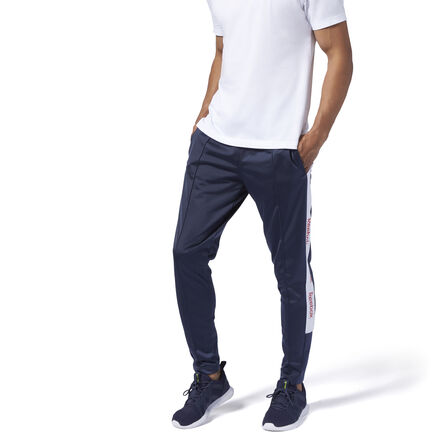 REEBOK   Спортивные брюки Training Essentials Logo Reebok   Clouty