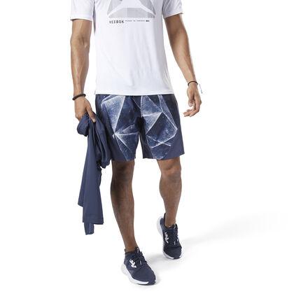 REEBOK   Спортивные шорты One Series Training Lightweight Epic Reebok   Clouty