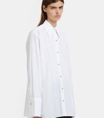 Helmut Lang | Long Oversized Shirt | Clouty