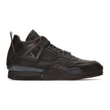 Фото Hender Scheme Black Manual Industrial Products 10 High-Top Sneakers
