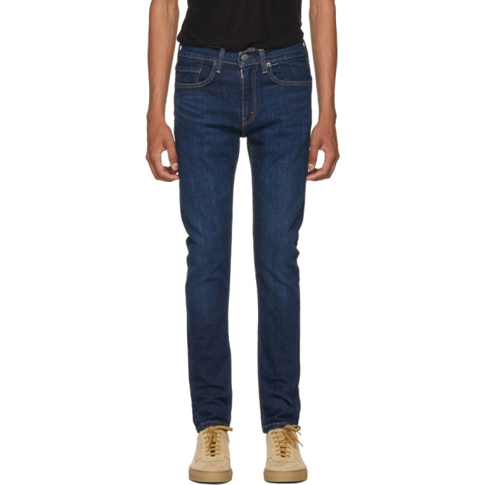 Levi's   Levis Blue 519 Extreme Skinny Jeans   Clouty