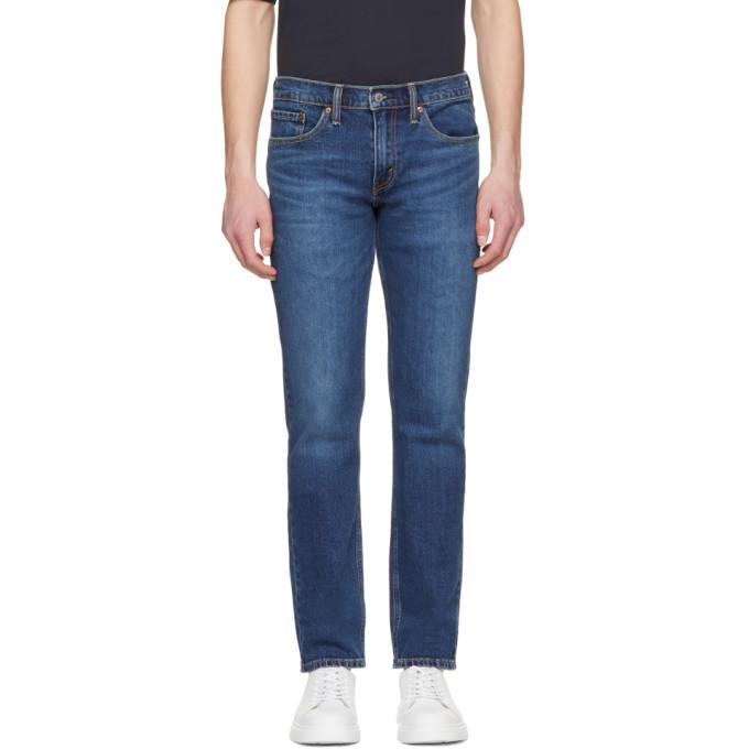 Levi's | Levis Blue 511 Slim Fit Jeans | Clouty