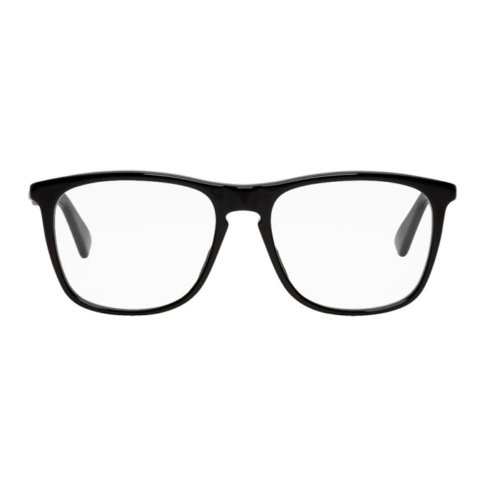 GUCCI | Gucci Black Genderless Glasses | Clouty