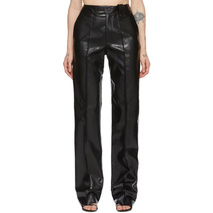 Kwaidan Editions   Kwaidan Editions Black Workwear Trousers   Clouty