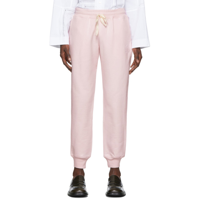 Casablanca | Casablanca Pink Essentials Lounge Pants | Clouty