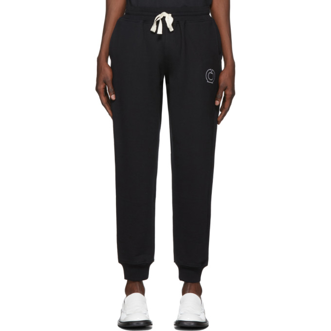 Casablanca | Casablanca Black Essentials Lounge Pants | Clouty