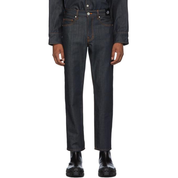 S.R. STUDIO. LA. CA. | S.R. STUDIO. LA. CA. Indigo C Jeans | Clouty