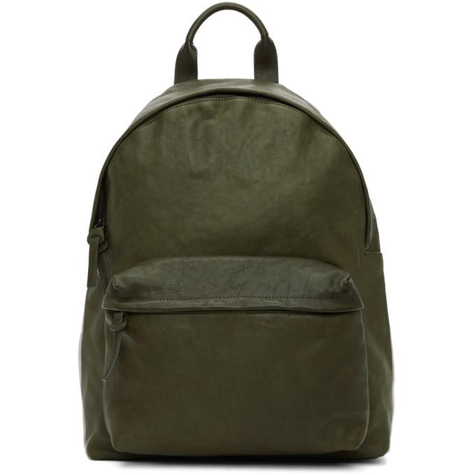 Officine Creative Italia | Officine Creative Green Novak Backpack | Clouty