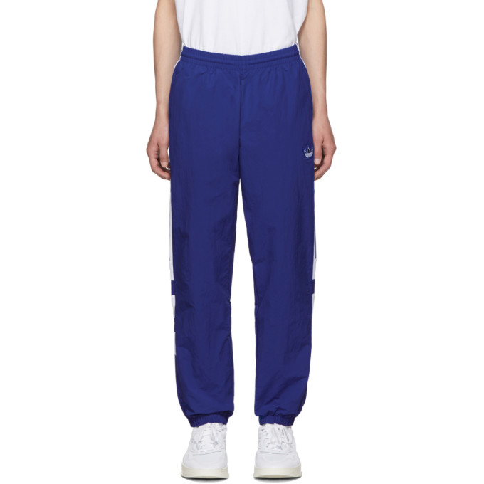 adidas Originals | adidas Originals Blue Balanta Lounge Pants | Clouty