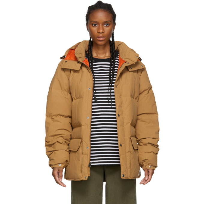 The North Face | The North Face Brown Down Sierra 3.0 Jacket | Clouty