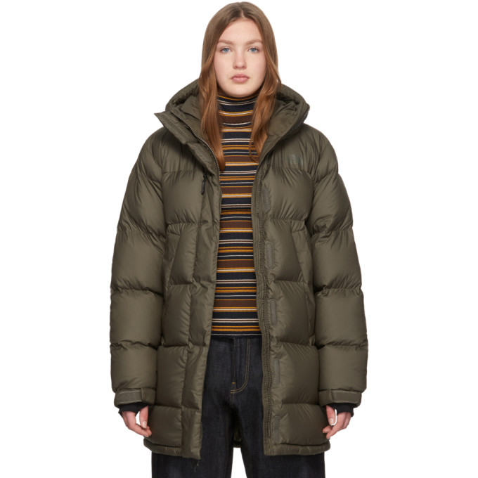 The North Face | The North Face Green Down Vistaview Coat | Clouty