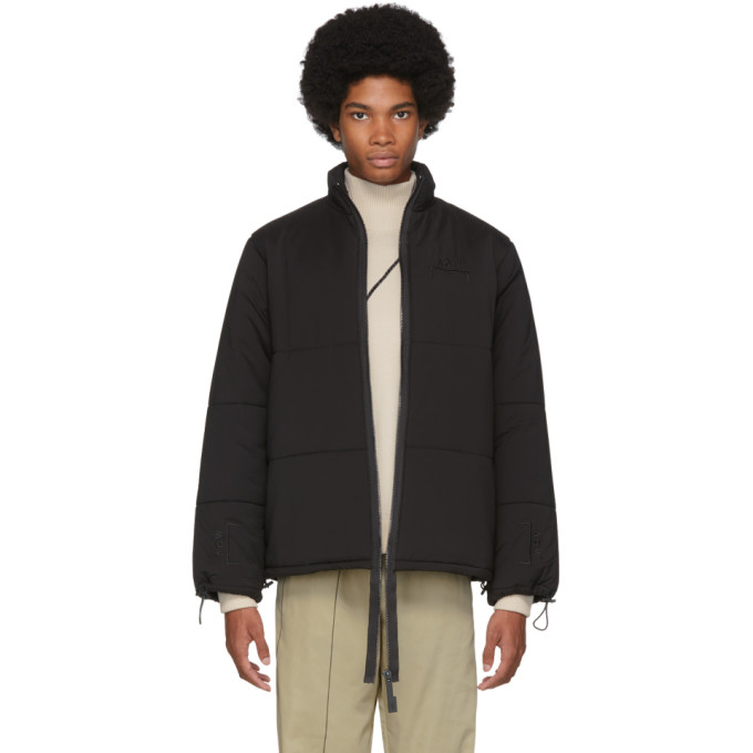 A-Cold-Wall* | A-Cold-Wall* Black Classic Puffer Jacket | Clouty