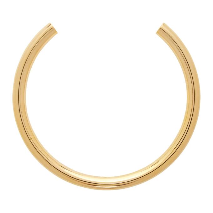 Saskia Diez | Saskia Diez Gold Bold Necklace | Clouty
