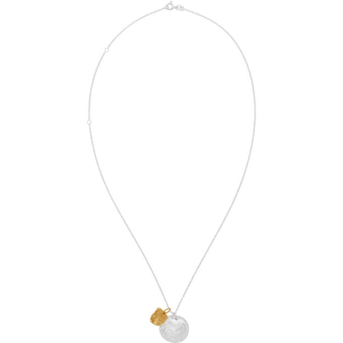 Alighieri | Alighieri Silver La Collisione Necklace | Clouty