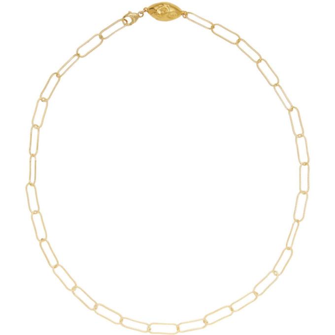 Alighieri | Alighieri Gold LIncognito Necklace | Clouty