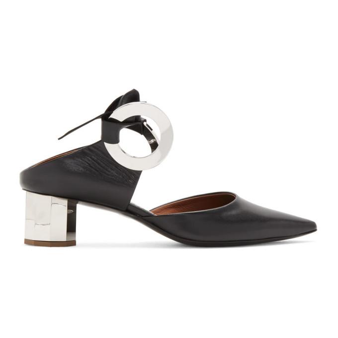 Proenza Schouler   Proenza Schouler Black Mirror Heels   Clouty