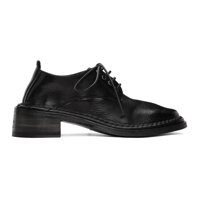 Marsèll | Marsell Black Buba Derbys | Clouty