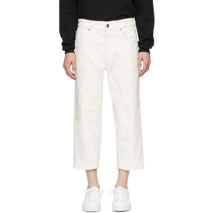 Tiger of Sweden | Tiger of Sweden Jeans White Ian | Clouty
