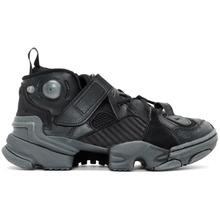 Фото Vetements Black Reebok Edition Genetically Modified Pump High-Top Sneakers