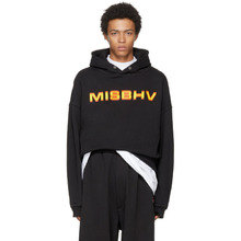 Фото MISBHV Black Protection Logo Hoodie