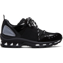 Фото Givenchy Black Hybrid Trainer Sneakers
