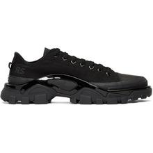 Фото Raf Simons Black adidas Originals Edition New Runner Sneakers