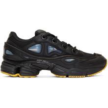 Фото Raf Simons Black adidas Originals Edition Ozweego III Sneakers