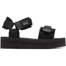 Фото Suicoke Black CEL VPO Sandals