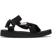 Фото Suicoke Black Depa Sandals