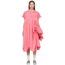 Chika Kisada Pink Ruffle Dress