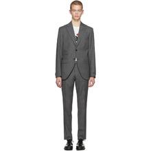 Tiger of Sweden Grey Barro Suit
