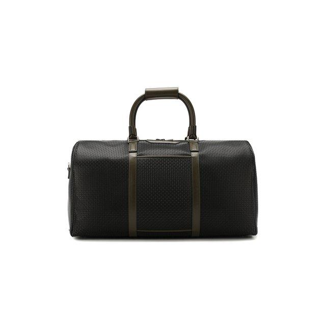 Serapian | Чёрный Дорожная сумка Stepan Serapian | Clouty