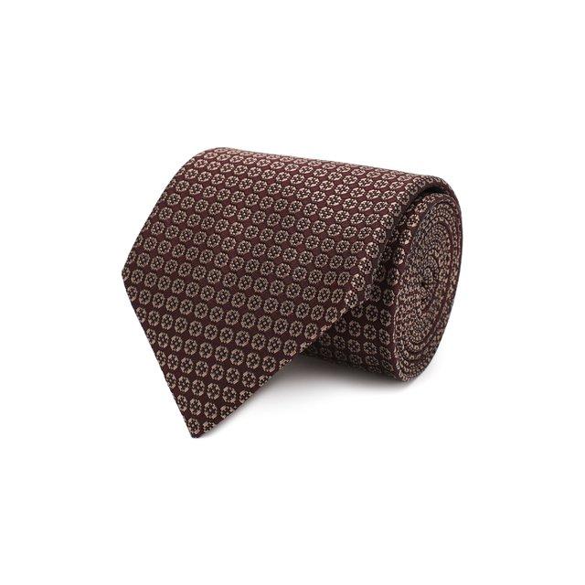 Brioni | Красный Шелковый галстук Brioni | Clouty