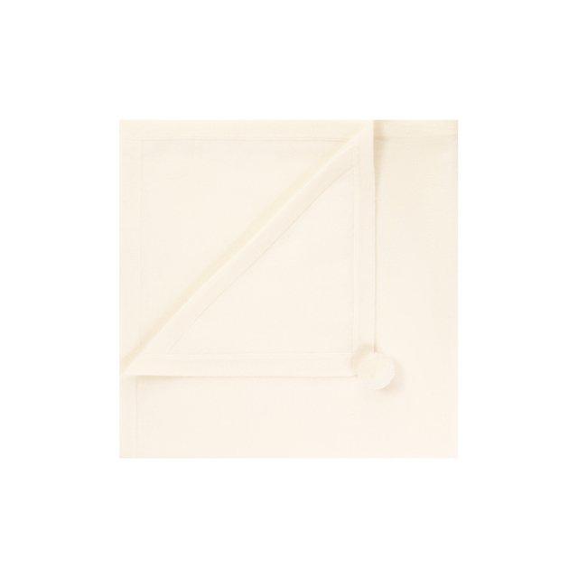 Les Lutins | Белый Кашемировый плед Les Lutins | Clouty