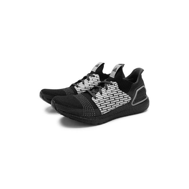 adidas   Чёрный Текстильные кроссовки adidas x NEIGHBORHOOD Ultraboost 19   Clouty