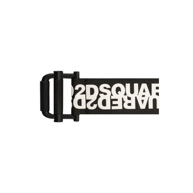 DSQUARED2 | Чёрный Ремень Dsquared2 | Clouty