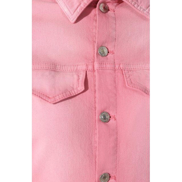 KENZO | Розовый Джинсовый комбинезон Kenzo | Clouty