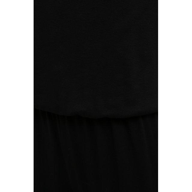 Antigel | Чёрный Комбинезон из вискозы Antigel | Clouty