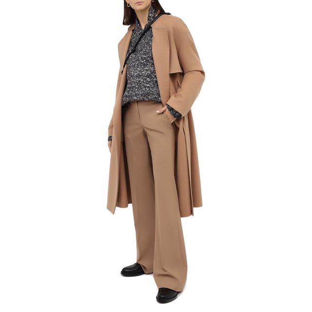 Twins Florence | Серый Шерстяной свитер Twins Florence | Clouty