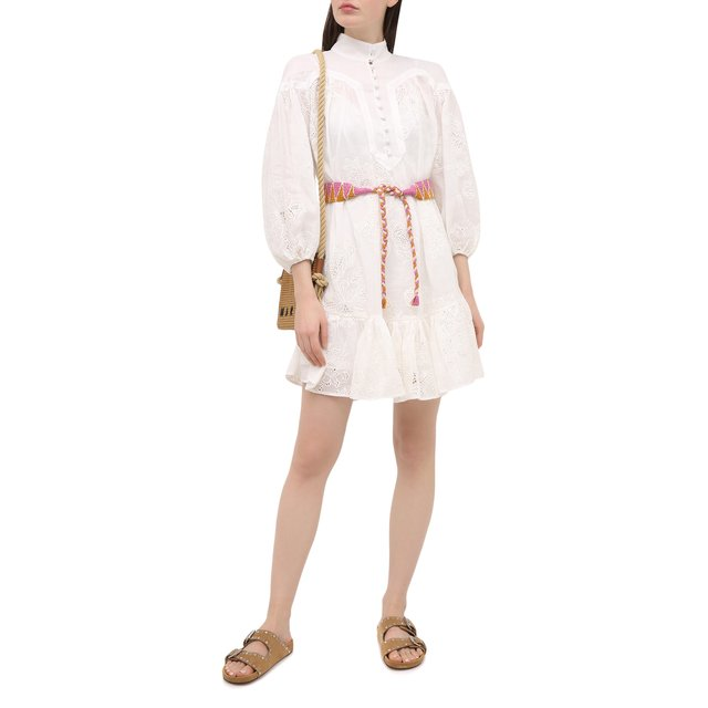Zimmermann | Белый Платье Zimmermann | Clouty