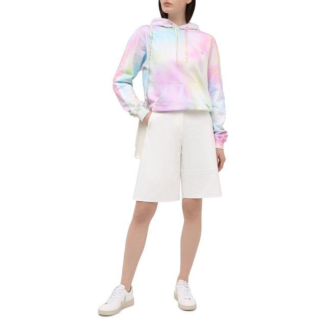 Forte Dei Marmi Couture | Разноцветный Хлопковое худи Forte Dei Marmi Couture | Clouty