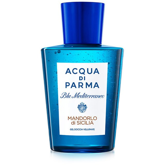 Acqua Di Parma   Бесцветный Гель для душа Blu Mediterraneo Mandorlo di Sicilia Acqua di Parma   Clouty