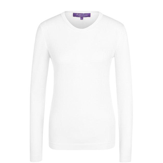 Ralph Lauren | Бежевый Кашемировый пуловер Ralph Lauren | Clouty