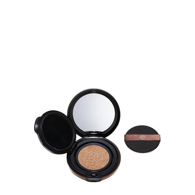 Shiseido | Бесцветный Компактный кушон-бронзатор Synchro Skin Shiseido | Clouty