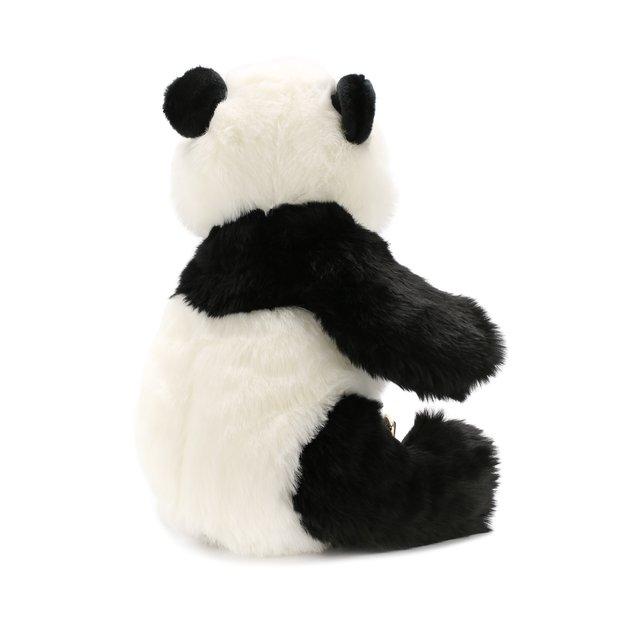 Dolce & Gabbana | Чёрный Рюкзак Vulcano Panda Dolce & Gabbana | Clouty